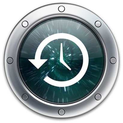 time machine backup disk