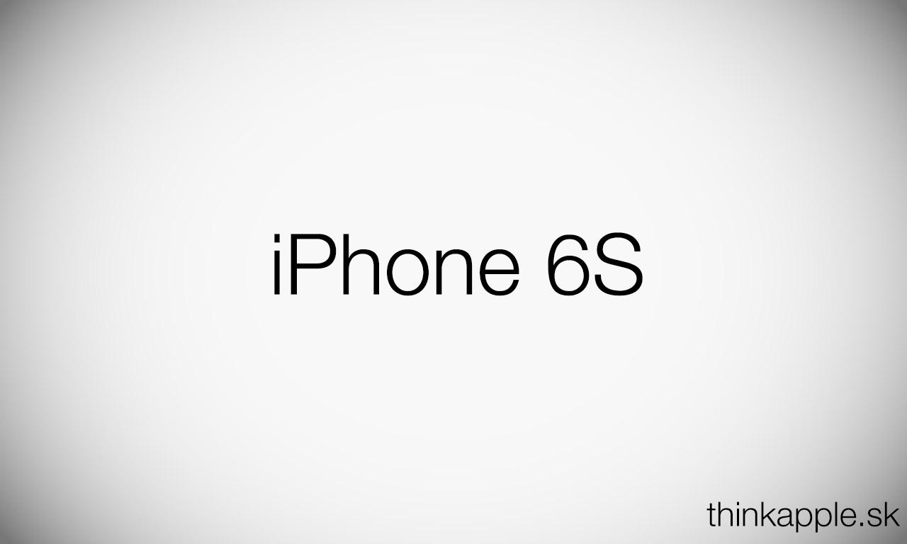 Objavila sa fotografia škatule iPhonu 6S Plus + zaujímavé informácie o kapacite batérie