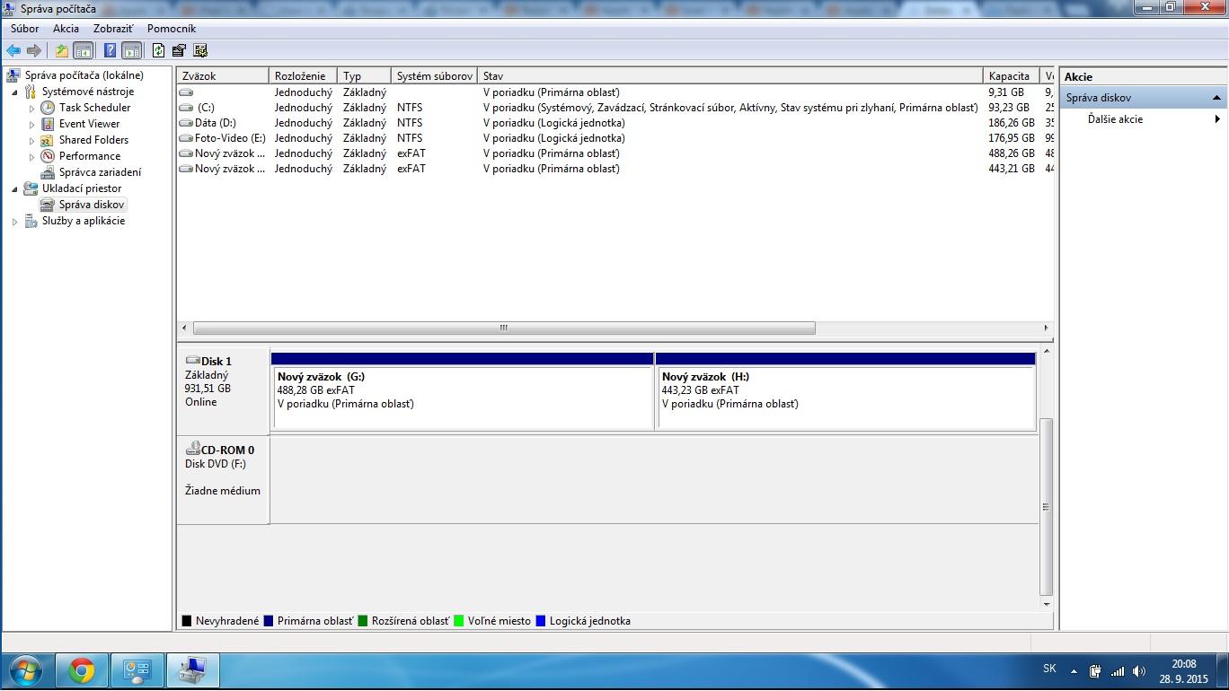 formatovanie externeho disku na mac