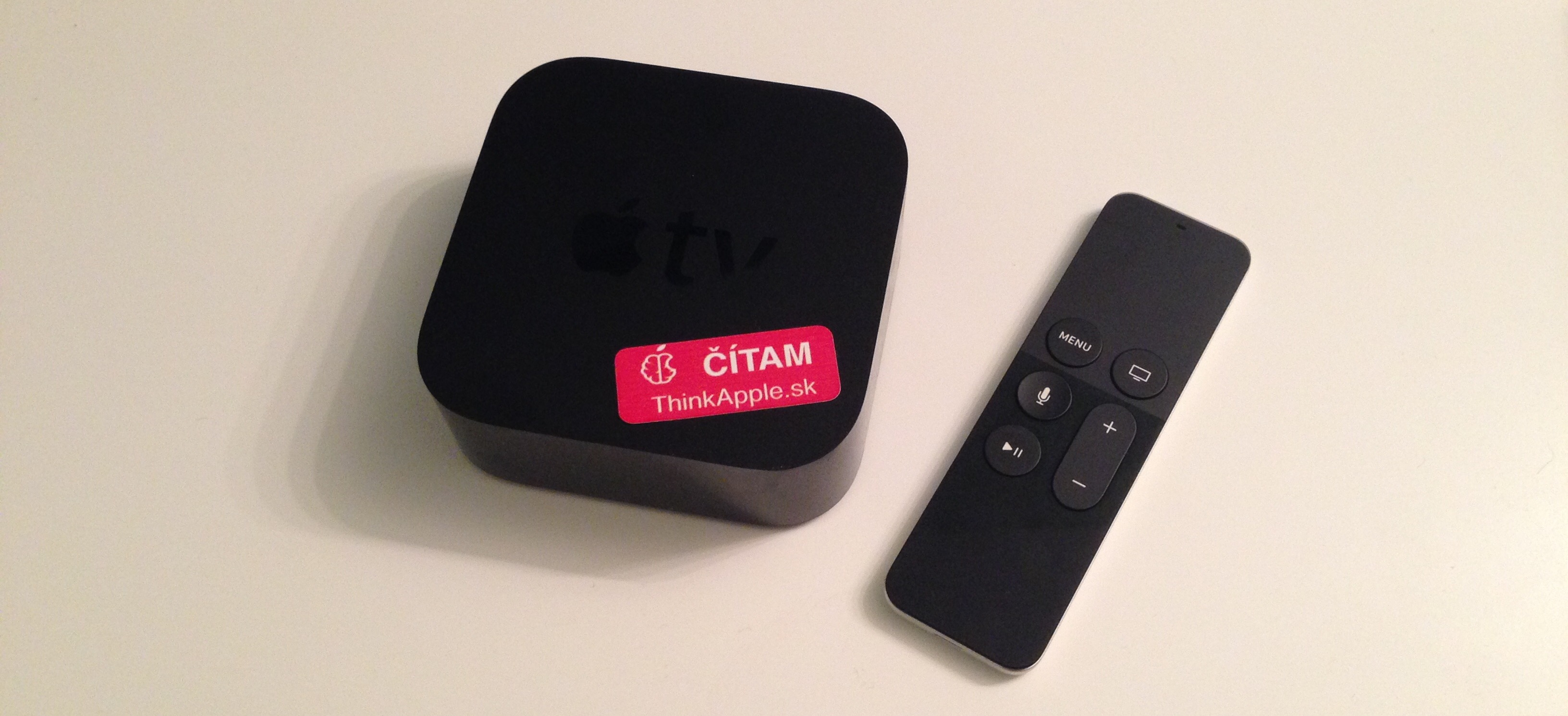Apple TV Dizajn