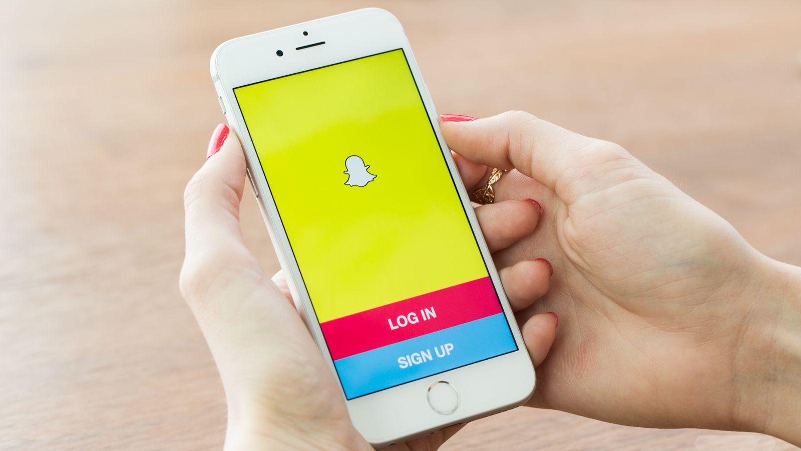 Snapchat - svetapple.sk