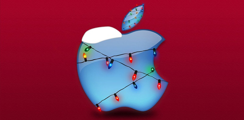Apple Vianoce