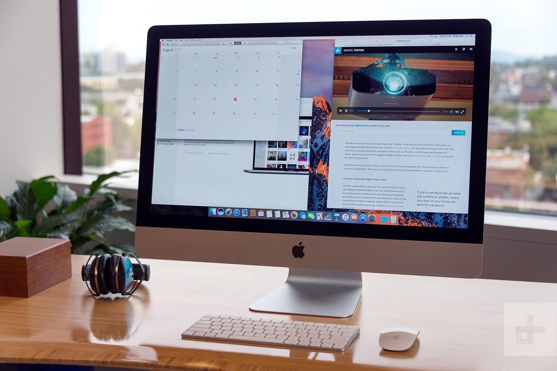 Mac mini háčik do iMac